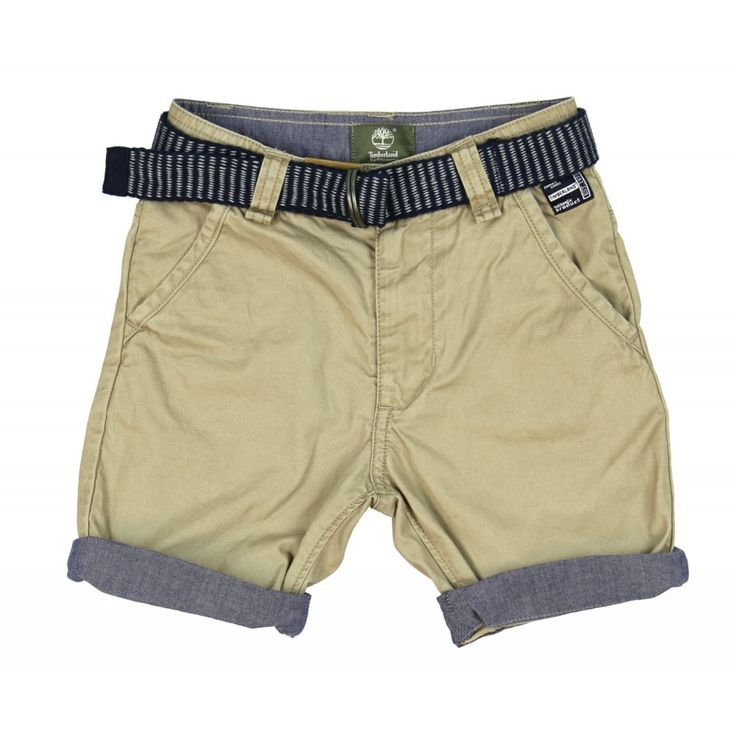 Boy's Sand Shorts with Striped Belt. Now available at www.chocolateclothing.co.uk