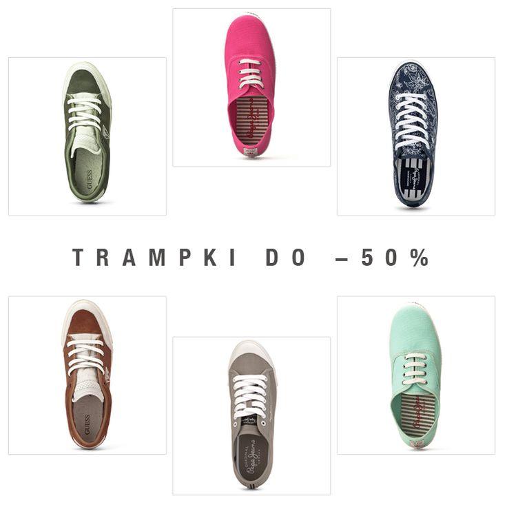 #trampki #pepejeans #sale #wyprzedaz #guess