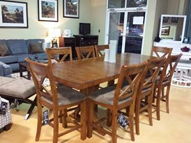 Visit Our Furniture Showroom In Mt. Pleasant SC For Great Deals On Dining  Room Tables