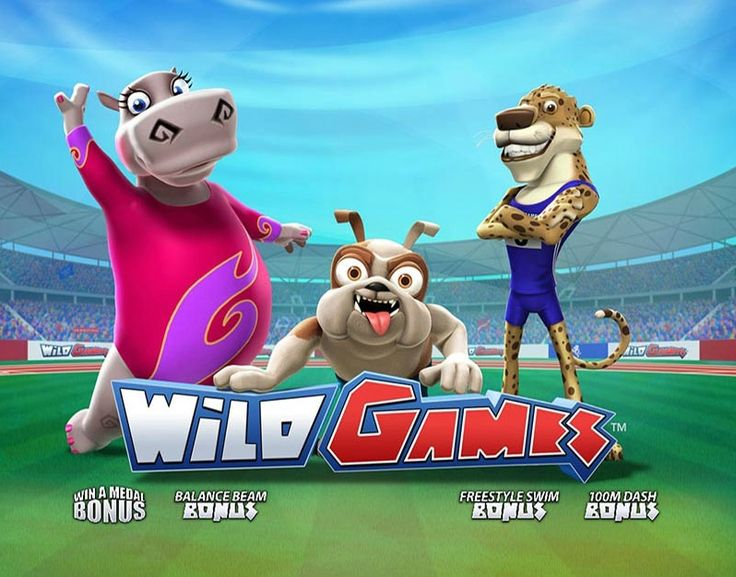 Permainan Slot Games Wild Game