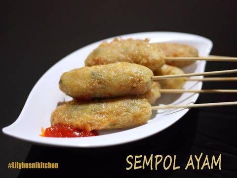 Resep Sempol Ayam favorit. Sukses bikin sempol ayam , kulitnya juga cantik , dibalur 2x telur ,, tipsnya ...