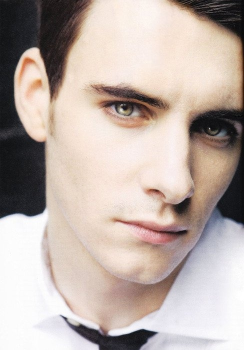 Harry Lloyd, fantastic actor (Robin Hood, Doctor Who, Game of Thrones) and great-great-great-grandson of Charles Dickens
