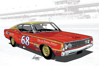 OtherDrive: Ford Fairlane Torino 1968
