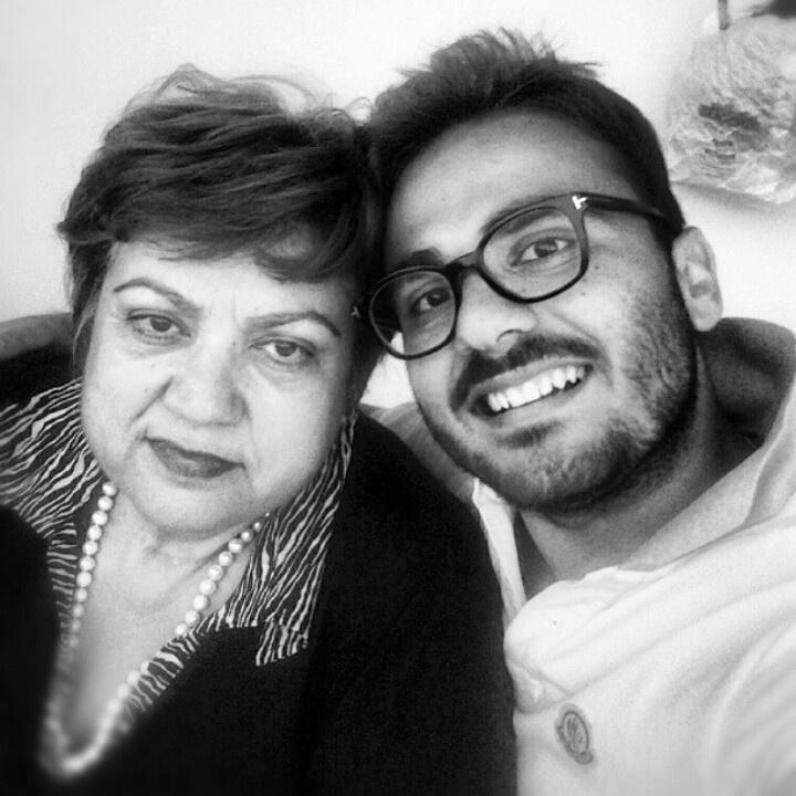 My Mom..my love