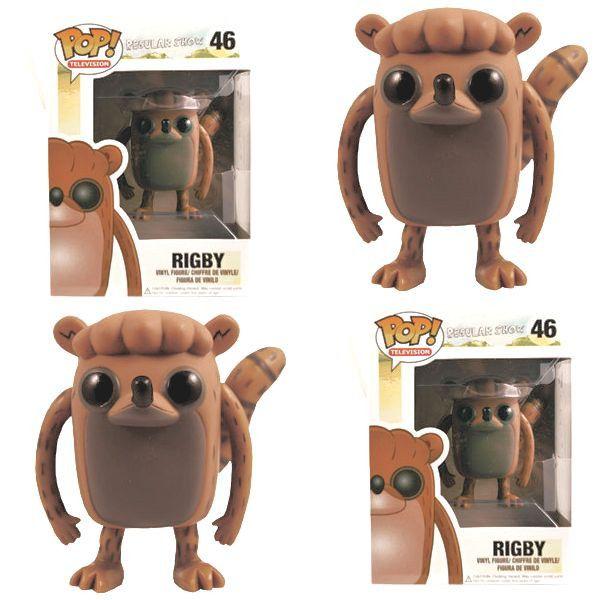 Funko Pop! Regular Show - Rigby Prize Kit