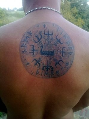 25 best ideas about viking tattoos on pinterest viking tattoo symbols nordic tattoo and. Black Bedroom Furniture Sets. Home Design Ideas