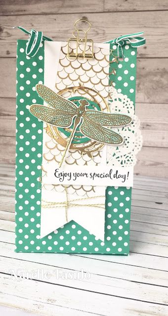 Dragonfly Dreams - Simply Stamping with Narelle - available Jan 4, 2017