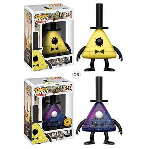 Gravity Falls Preorder Info Reveals Two Chases! - POPVINYLS.COM