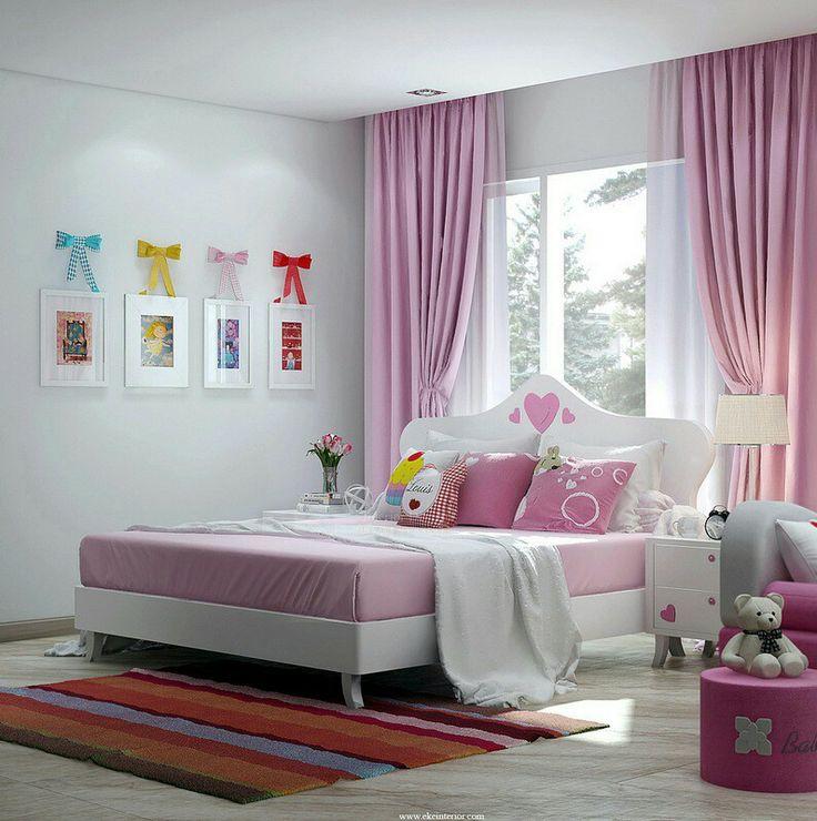20 besten Kinderzimmer Bilder auf Pinterest Schlafzimmer ideen - schlafzimmer ideen pink