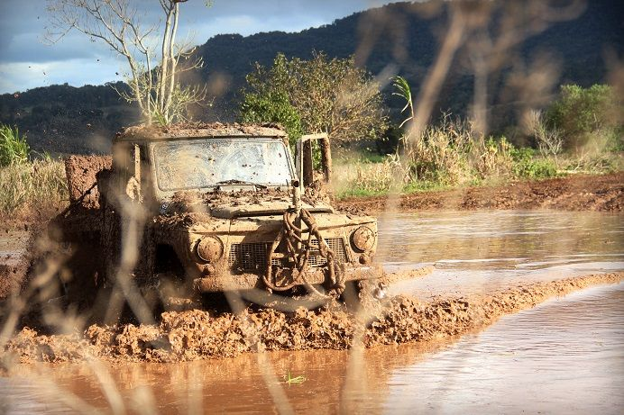 Mar de lama na 19ª Trilha de Candelária, RS Por Eduardo NevesFotos Eduardo…