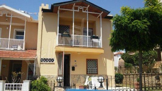 Aydın Kuşadası Türkmen Mahallesi - Satılık İkiz Villa 220 m2 390.000 TL   RE/MAX Pasha  #emlak #ev #satılık #gayrimenkul #kuşadası #kusadasi #ege #villa