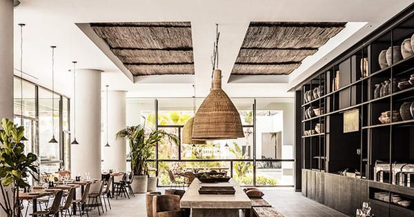 El concepto boho chic del hotel Casa Cook Rhodes, creó una atmósfera efervescente en esta isla griega.