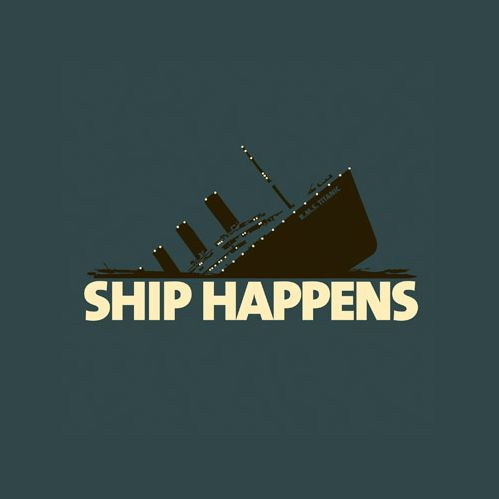 ...: Laughing, Happy Anniversaries, Ships Happen, Rms Titanic, Funny Stuff, Northern Ireland, Things, T Shirts, The Navy