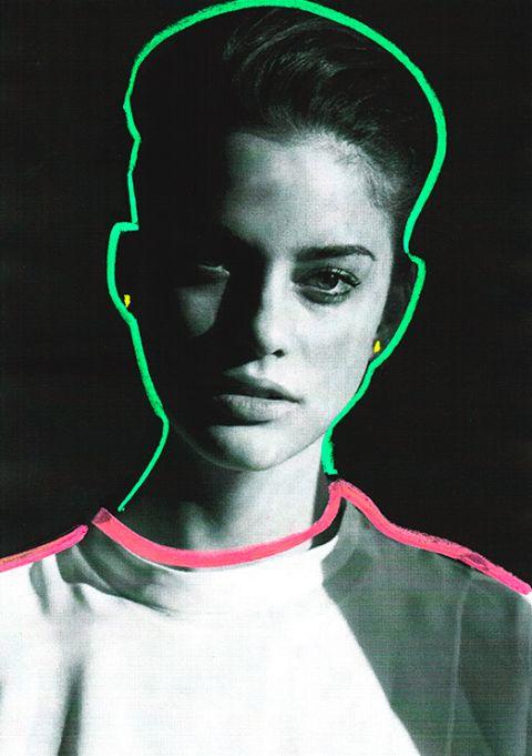 Joe Cruz | PICDIT #graphic #design #model