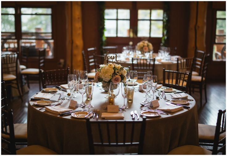 Neutral tones of Grey, White and Blush Wedding Reception Decor.