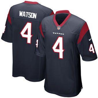 Nike Deshaun Watson Houston Texans Navy Football Jersey #texans #houston #nfl Seahawks Richard Sherman 25 jersey