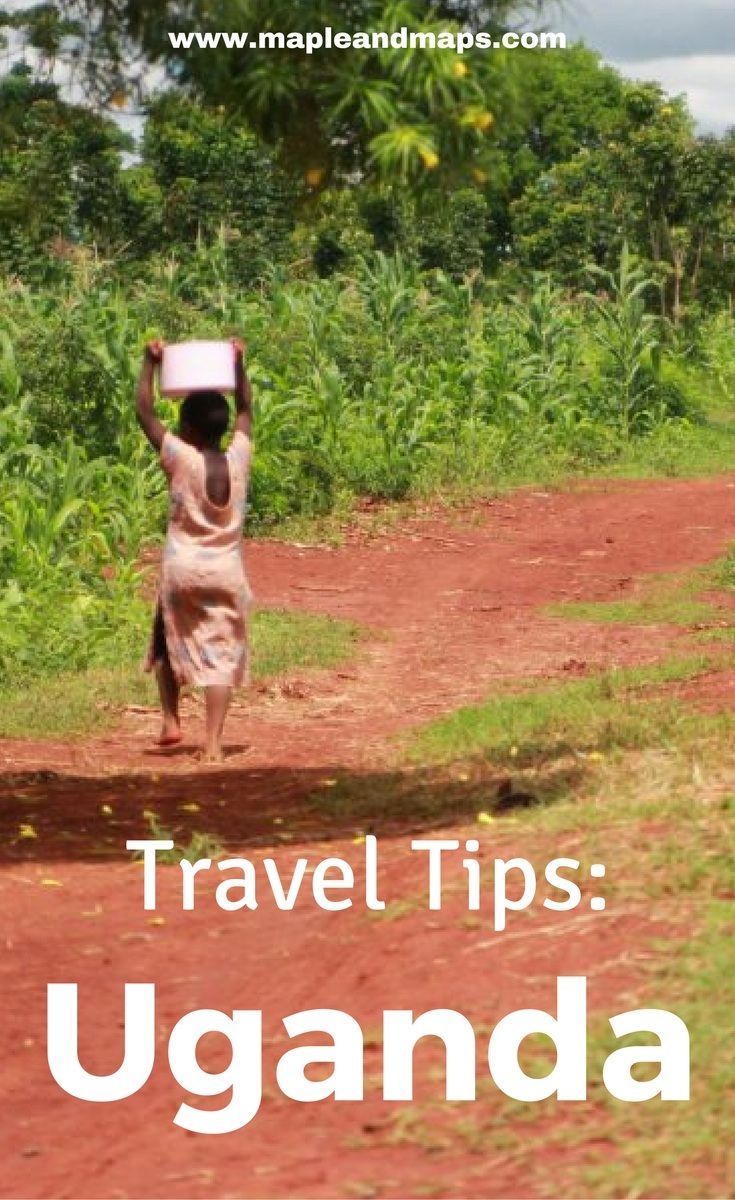 Tips for preparing to visit Uganda.
