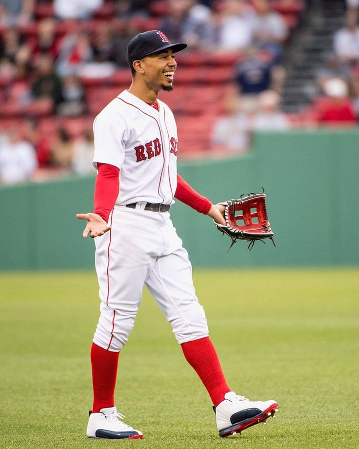 Mookie - Boston Red Sox