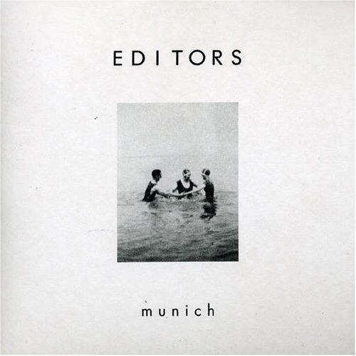 Album Cover, Munich, Editors.