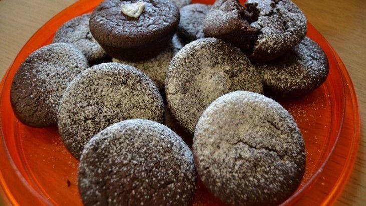 Muffin al cioccolato (Io Veg)