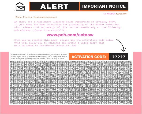A PCH com/actnow Secure Pack Could Mean FAST CASH For You