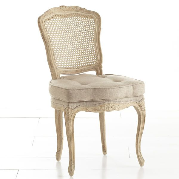 Cane Back Chair Dining Chairs
