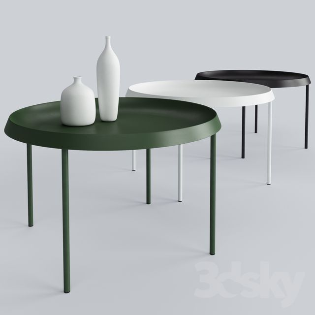 Hay Tulou Coffee Table Coffee Table Table Furniture