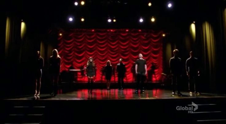 Glee - The Scientist