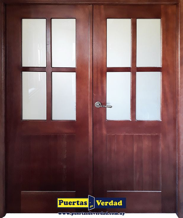 Doble Hoja Maciza Losas Macizas Puertas Interiores Puertas