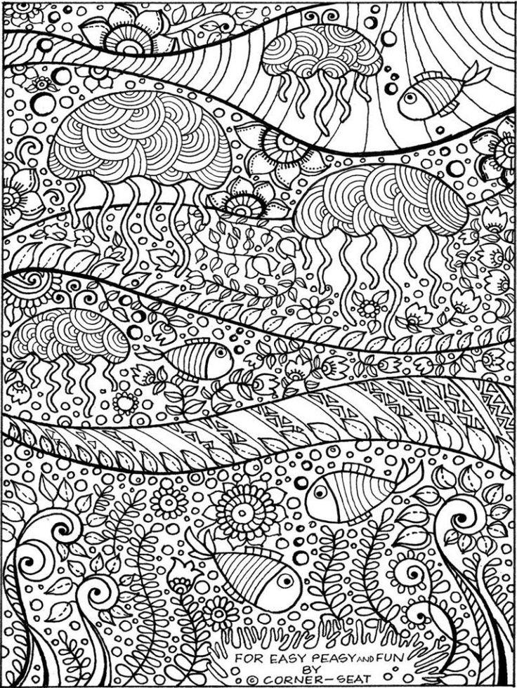 Unatkozol? Üsd el az időt színezéssel!