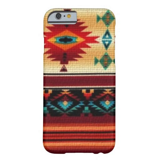 Southwestern Pattern iPhone 6 slim case iPhone 6 Case