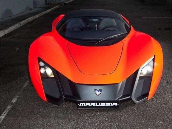 Marussia Is The First Russian Sports Car And First Car Made By Marussia  Motors.