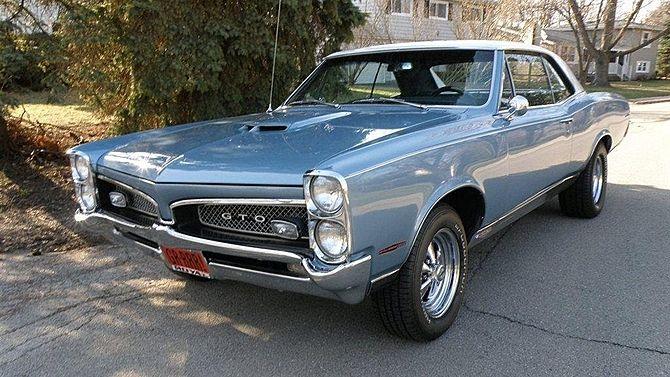 1967 Pontiac GTO | Mecum Auctions