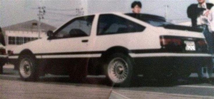 Toyota Corolla Levin, Toyota Sprinter Trueno \ AE85 AE86 – 547 фотографий