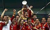Eurocopa 2012 - España Campeona por segunda vez consecutiva.