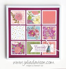 Stampin' UP Sweet Soiree Projects Oh, how swee…