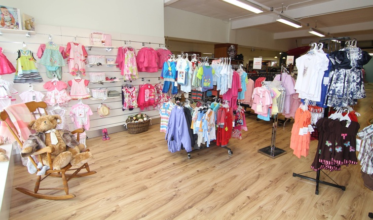 The Childrenswear Department