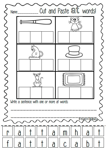 94 best Word Family Literacy Centre Games, Activities and