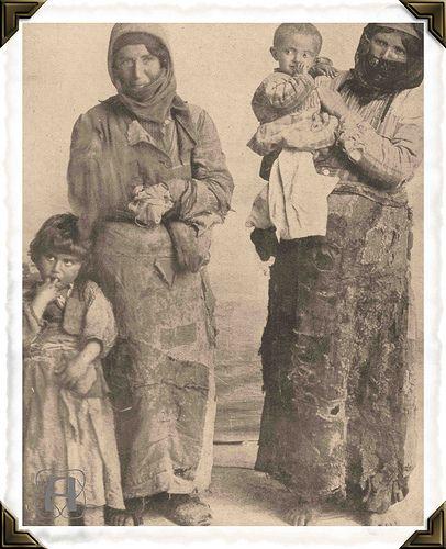 Armenian Genocide by Ottoman turks
