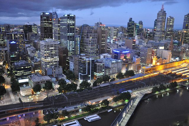 Melbourne Australia We ought to be busy. But we like Melbourne Australia so we want to share our view of the city - http://www.rankwell.com.au/seo