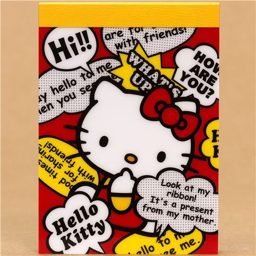 "a speech of hello kitty View notes - informative speech outline mtsacdocx from speech 100 at mt sac informative speech outline hello kitty i introduction: a attention getter: ""i'm."