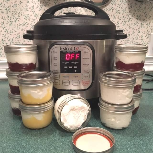 Instant Pot Greek Yogurt (photo by Beth Braznell)