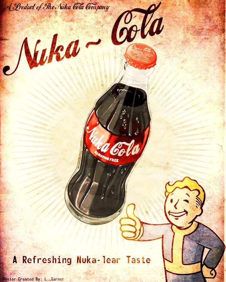 Nuka Cola, Fallout