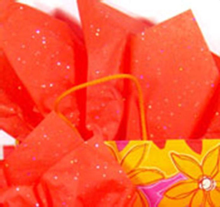 Wholesale Tissue Paper - Gemstones Citrine
