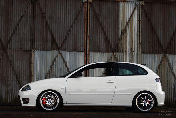 BBS Rx alloy wheel refurbishment for Seat Ibiza