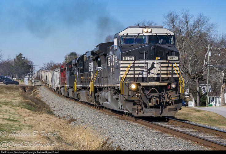 Photo NS 8323 Norfolk Southern GE C408W