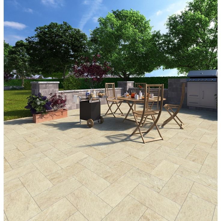Hima sand porcelain tile Lowes (With images) Outdoor