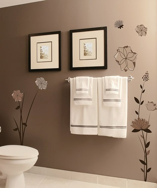 bathroom colors...perfect for our master bath!
