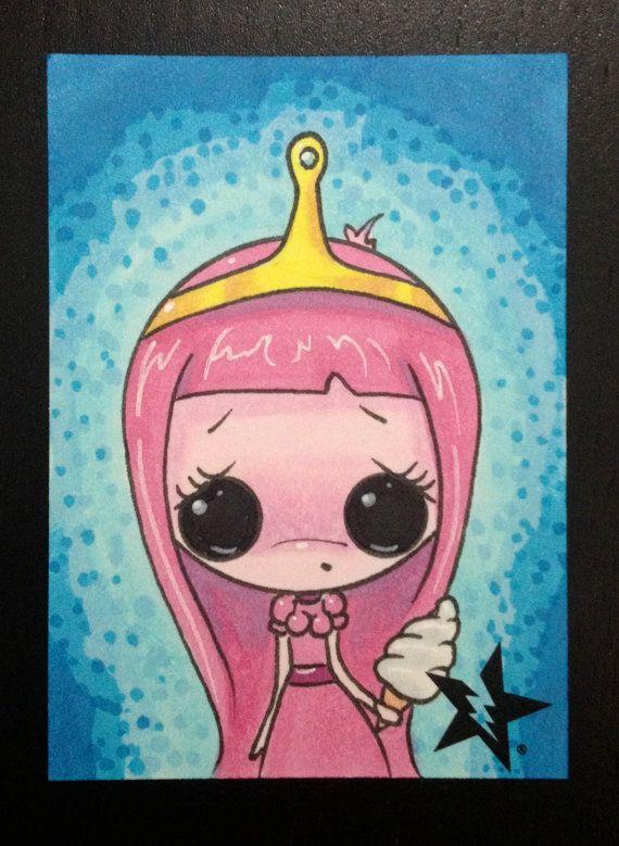 Hey, I found this really awesome Etsy listing at http://www.etsy.com/listing/157495144/sugar-fueled-princess-bubblegum