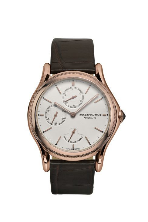 SWISS MADE LIMITED EDITION WATCH : SWISS MADE WATCHES Men by Armani - 1
